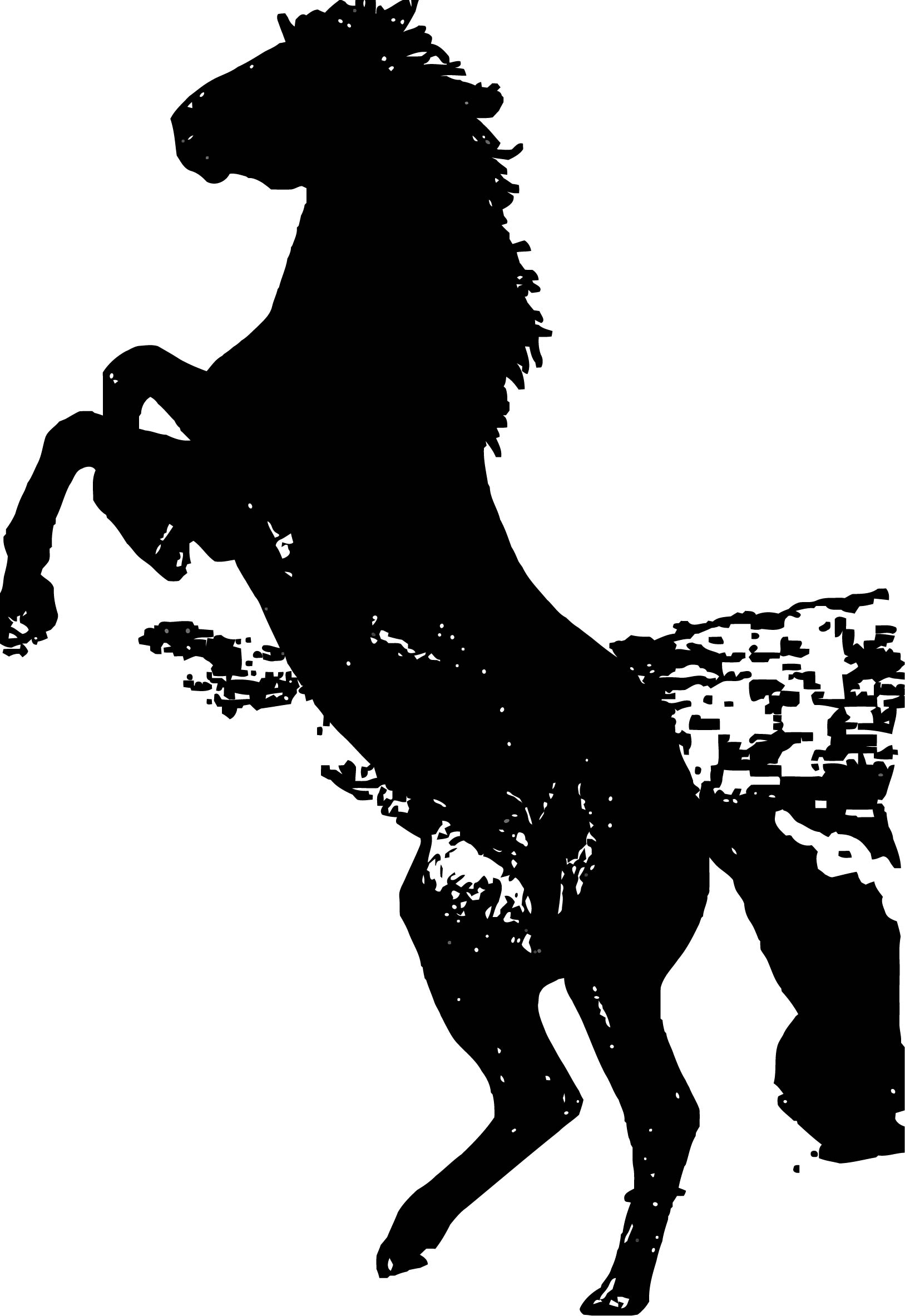Horse Coloring Page Wecoloringpage 173