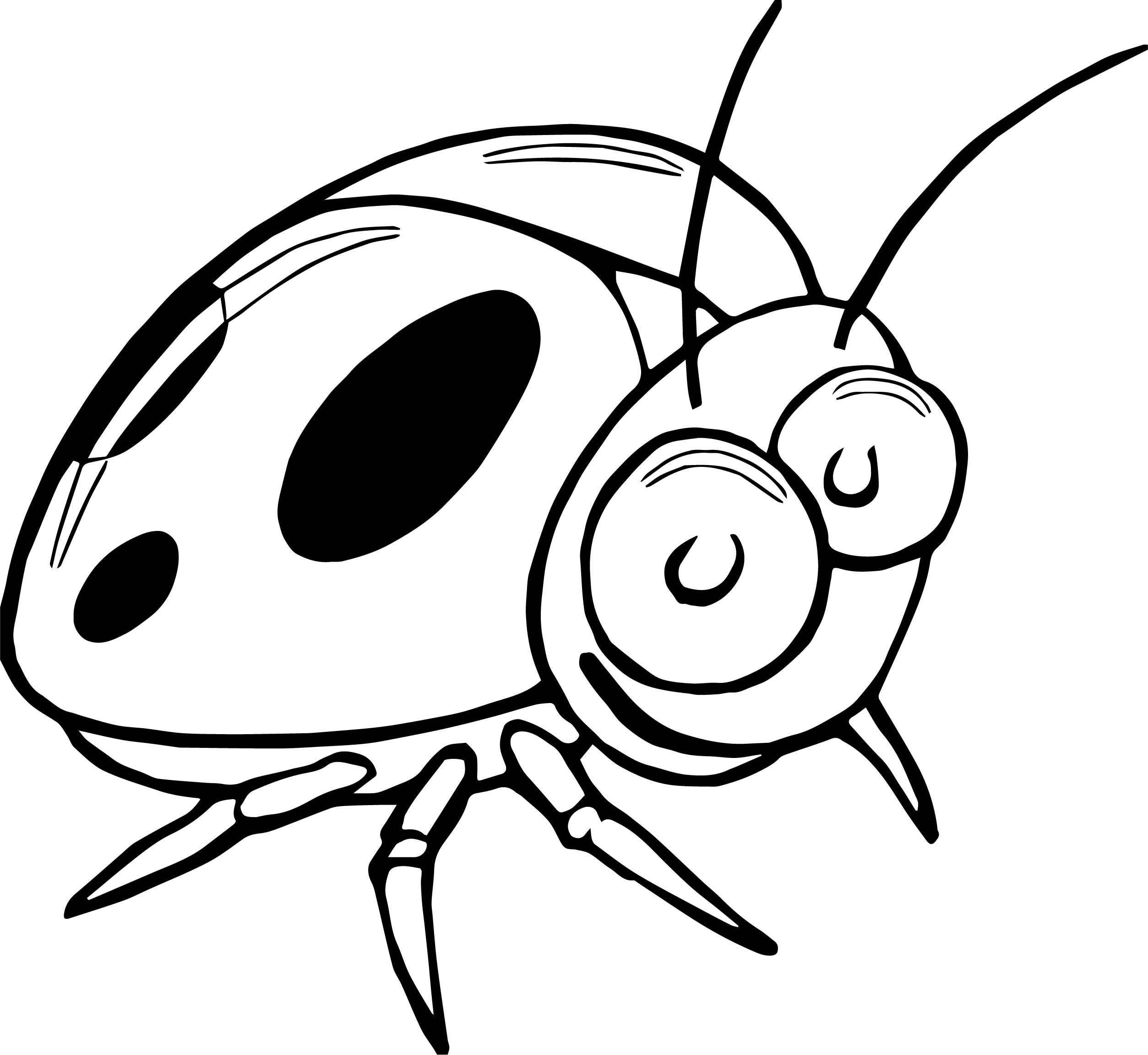 Insect Coloring Page WeColoringPage 05