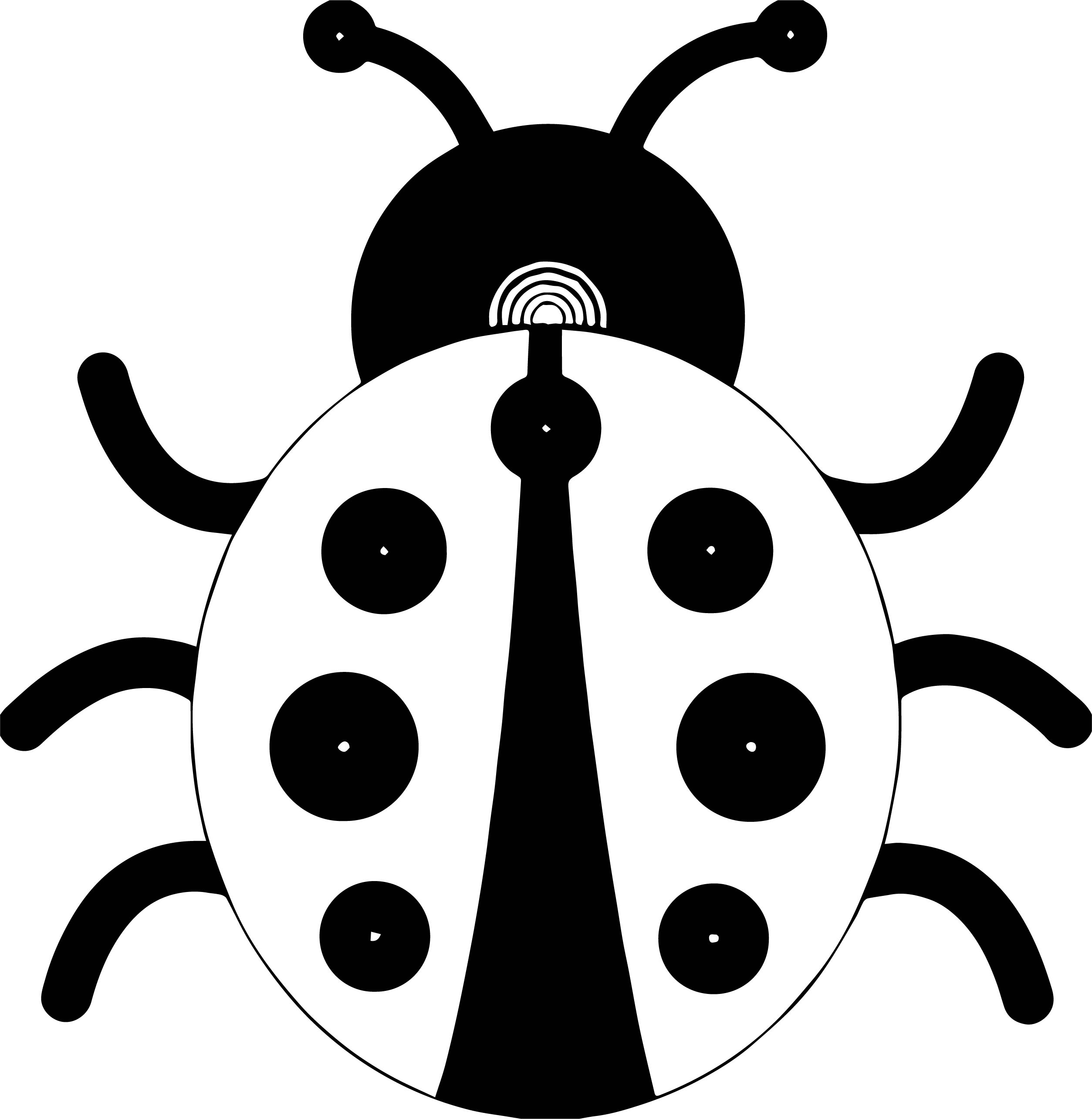 Insect Coloring Page WeColoringPage 36