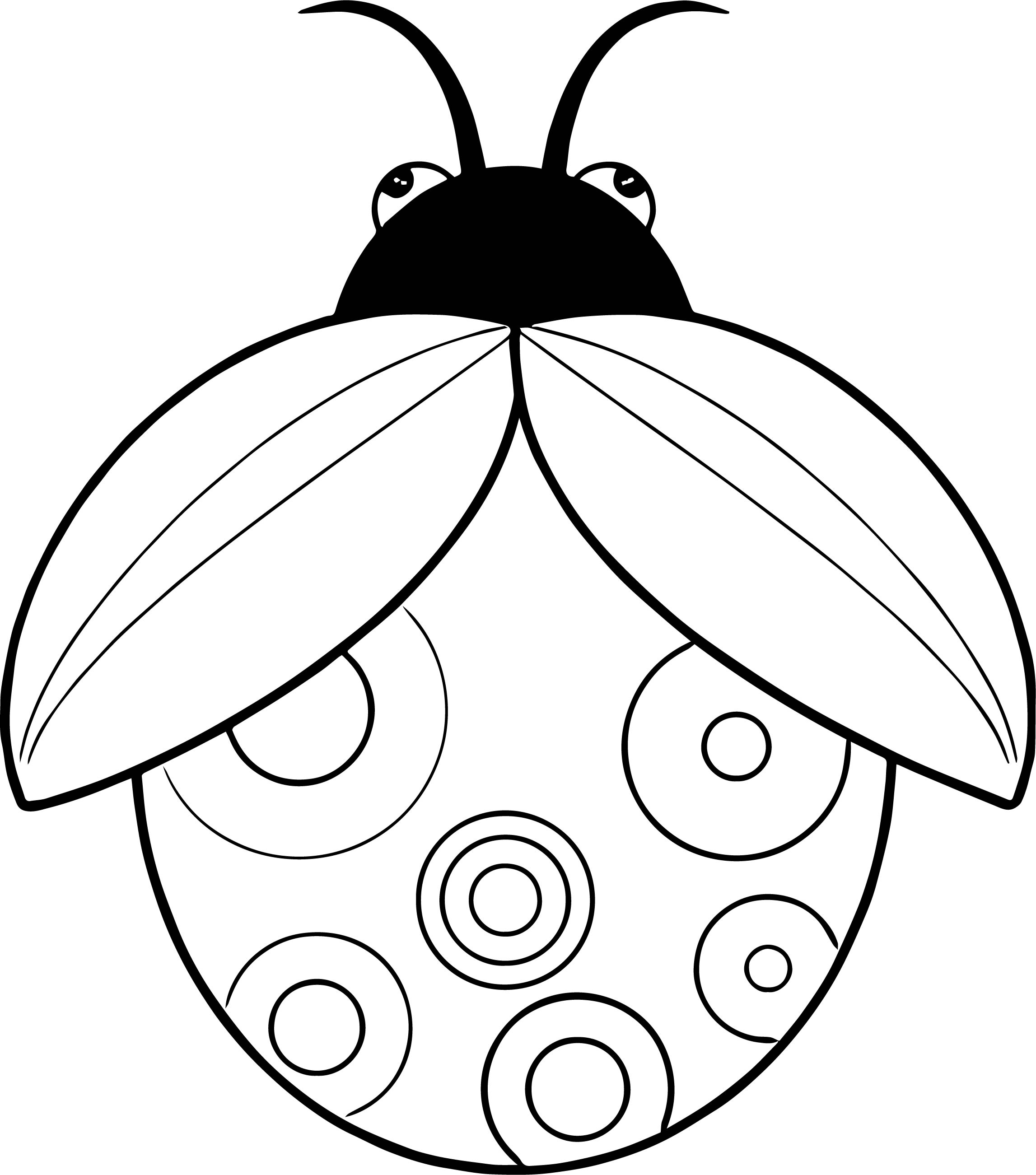 Insect Coloring Page WeColoringPage 45