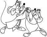 Jaqgus Mouse Dance Coloring Pages