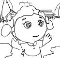 Julieta Coloring Page