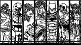 Justice League Coloring Page Wecoloringpage 29