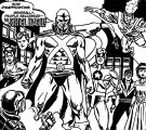 Justice League Coloring Page Wecoloringpage 33