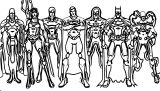 Justice League Coloring Page Wecoloringpage 79