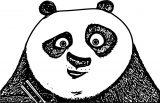 Kung Fu Panda Coloring Page 14