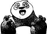 Kung Fu Panda Coloring Page 15