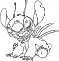 Lilo And Stitch Alright Coloring Pages