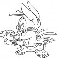 Lilo And Stitch Gun Coloring Pages