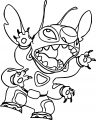 Lilo And Stitch Raa Coloring Pages