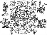 Looney Tunes (4) The Looney Tunes Show Coloring Page