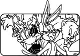 Looney Tunes Site The Looney Tunes Show Coloring Page