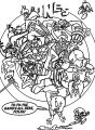 Looney Tunes The Looney Tunes Show Coloring Page