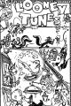 Looney Tunes Vol 1 200 The Looney Tunes Show Coloring Page