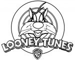 Looney Tunes Widescreen The Looney Tunes Show Coloring Page