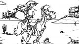 Lucky Luke Wallpapers 10 Coloring Page