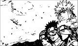 Manga Hope Boy Coloring Page