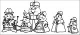 Max And Ruby Royalty Max And Ruby Coloring Page
