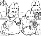 Max And Teenager Max And Ruby Coloring Page