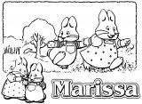 Max Ruby Max And Ruby Marissa Coloring Page