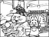 Max Ruby The Princess And The Ma Max And Ruby Coloring Page