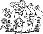 Mouse Coloring Page 30
