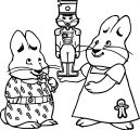 Mr Nutcracker Artwork Max And Ruby Coloring Page