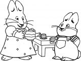 Nelvanas Max Ruby Hop Us Toy Market Max And Ruby Coloring Page