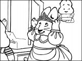 O Anniversaire Max And Ruby Coloring Page