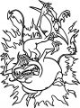 Pain Panic Now Coloring Pages