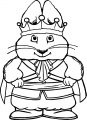 Prince Max Max And Ruby Max And Ruby Coloring Page