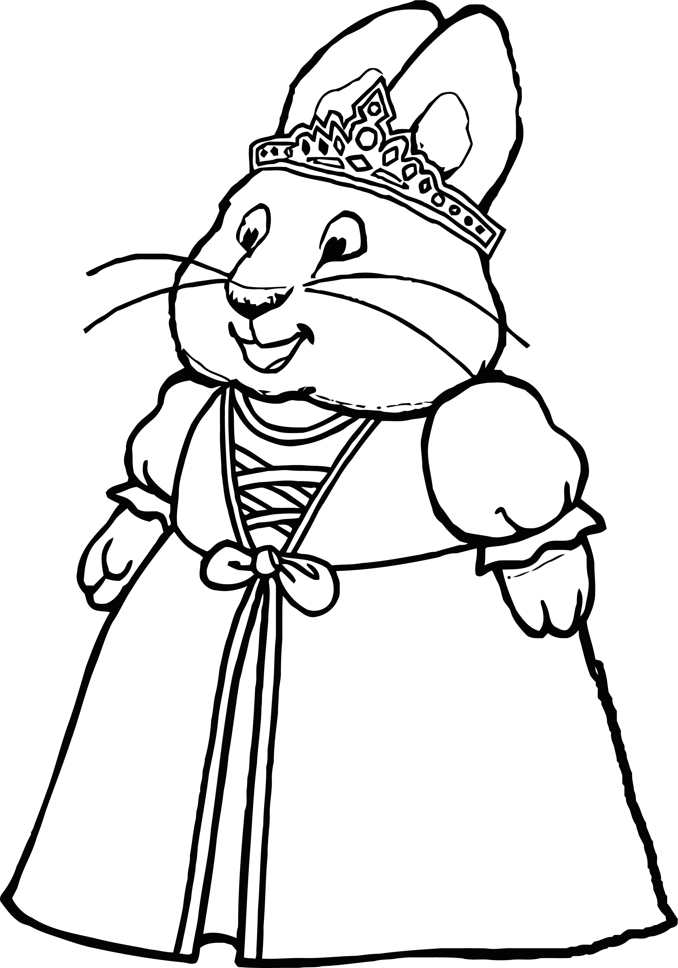 Princess Louise Max And Ruby Max And Ruby Coloring Page