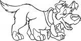Sausages Dog Coloring Pages