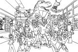 The Amazing World Of Gumball Wallpaper Coloring Page