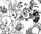 The Looney Tunes Coloring Page 11