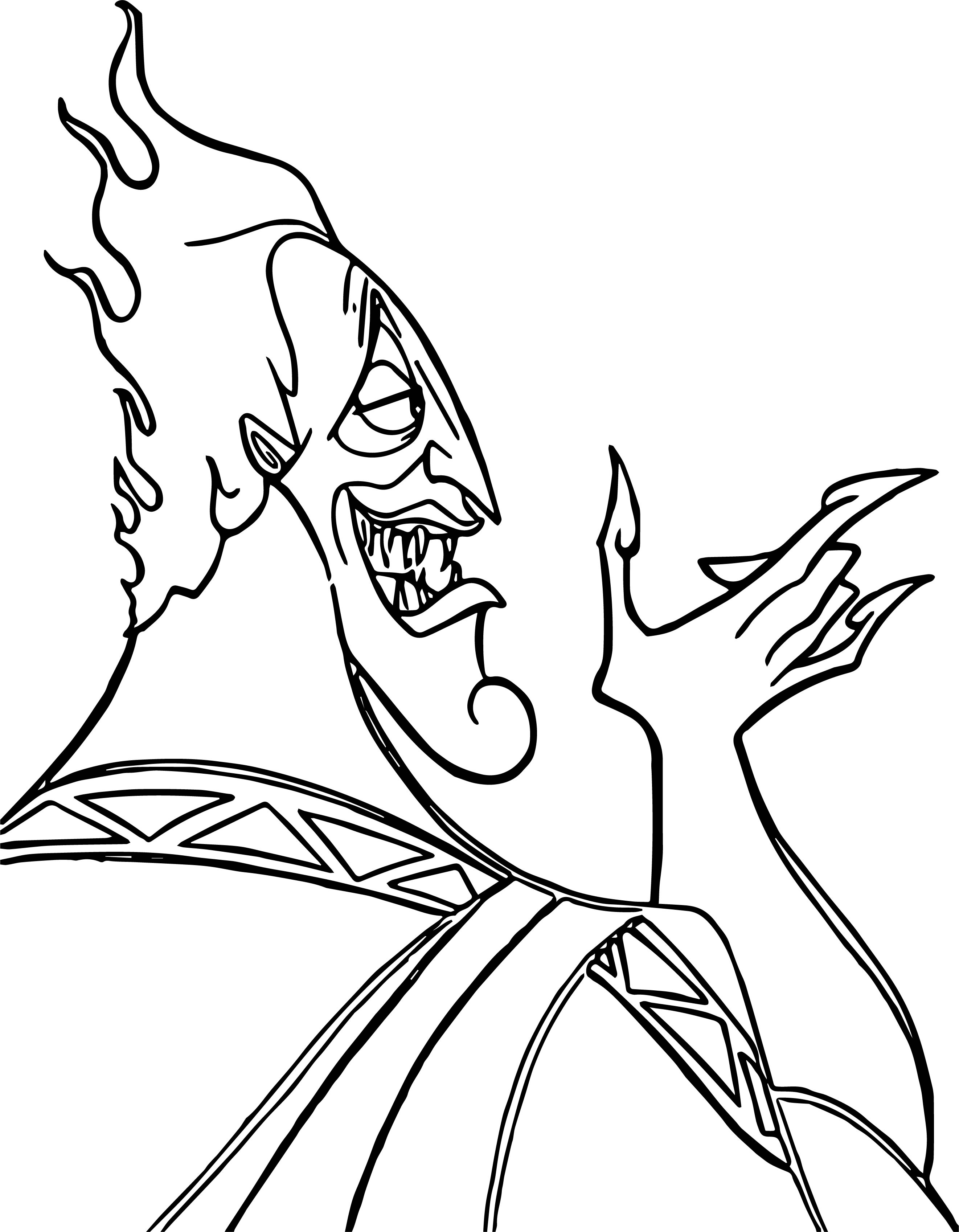 Thuh Coloring Pages