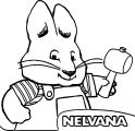 Unnamed Max And Ruby Coloring Page