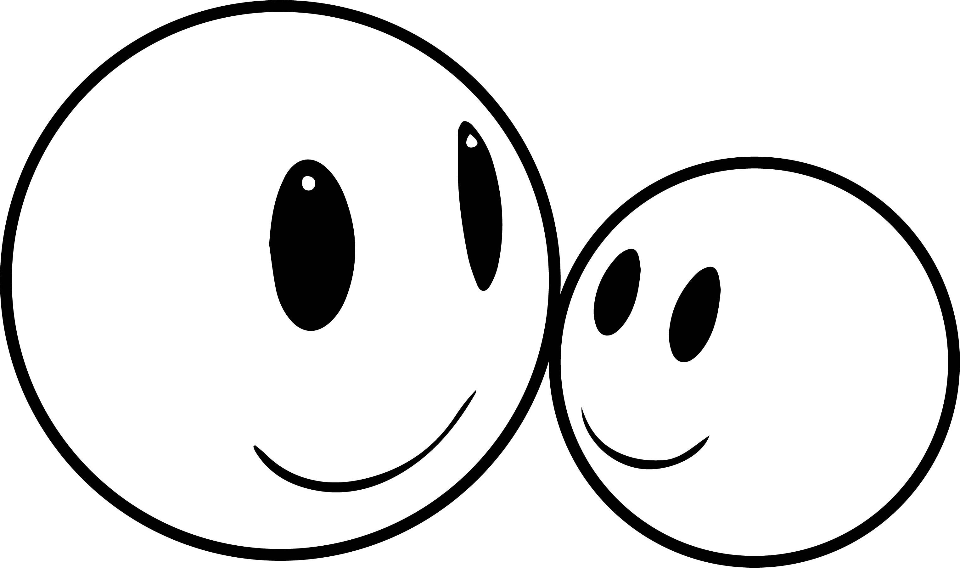 emoticons understands feelings of people face circle coloring page