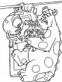 Disney Monsters Coloring Pages 17