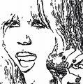 Hannah Montana Coloring Page 18