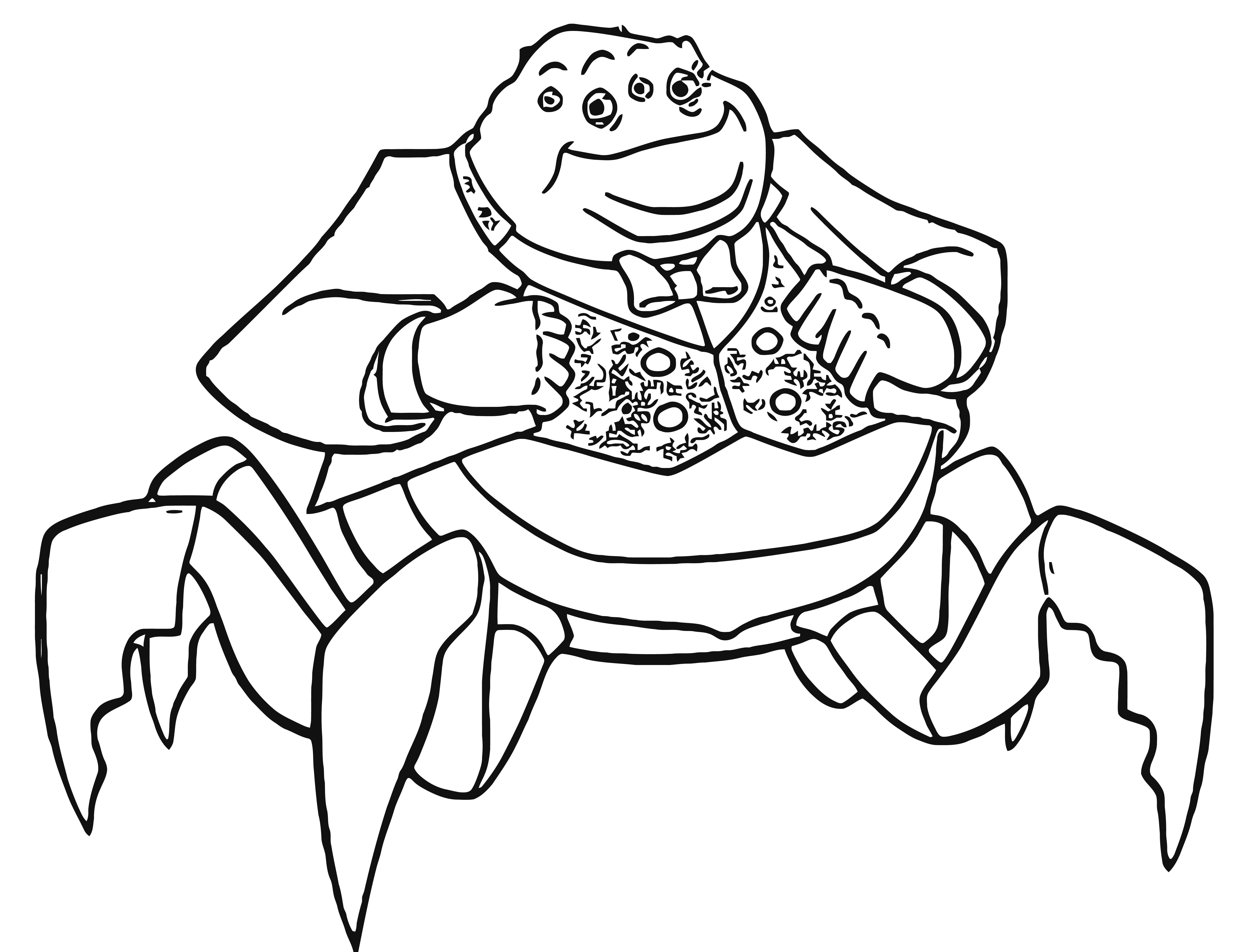 Henry Coloring Pages