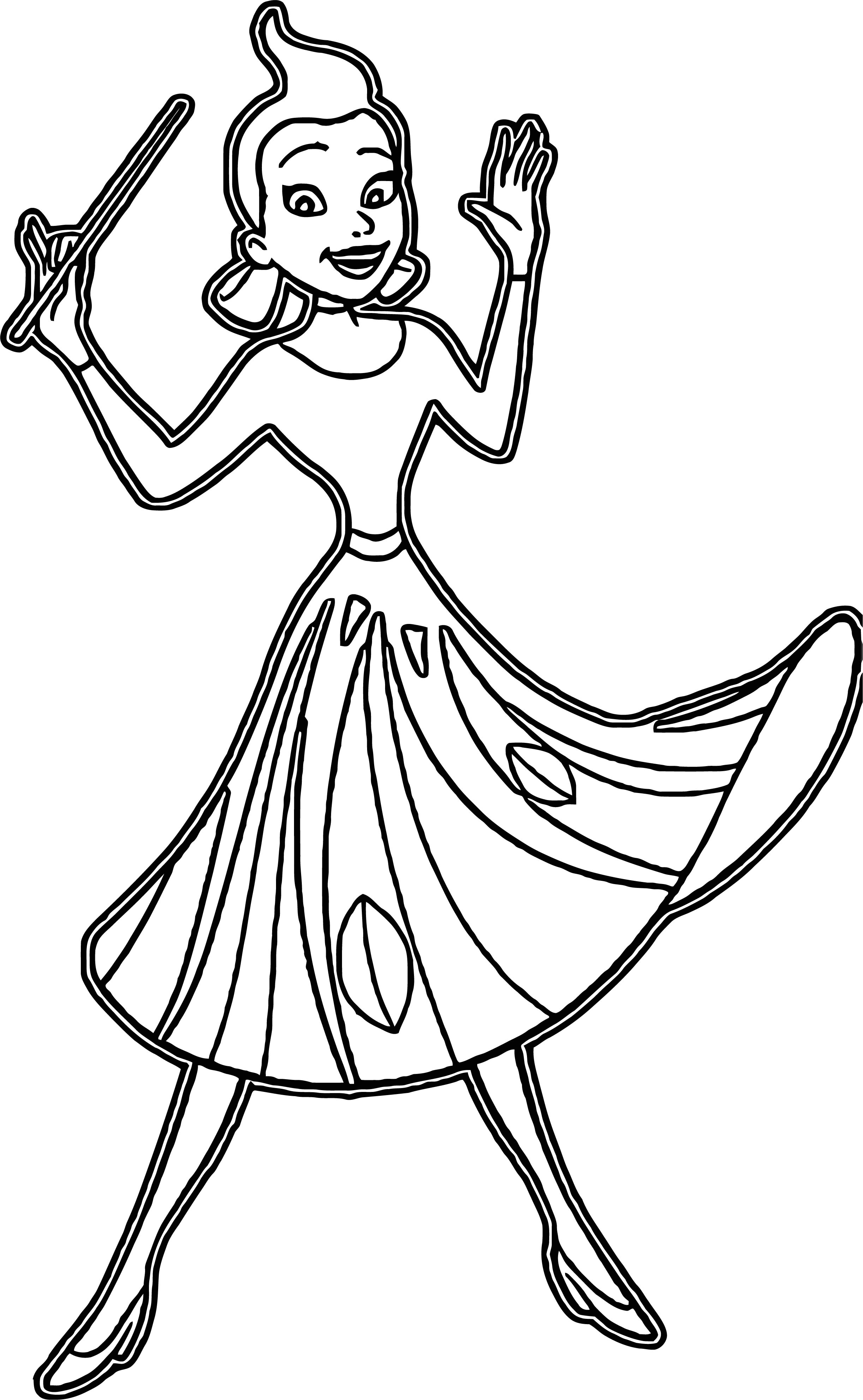 Meet The Robinsons Coloring Page 03