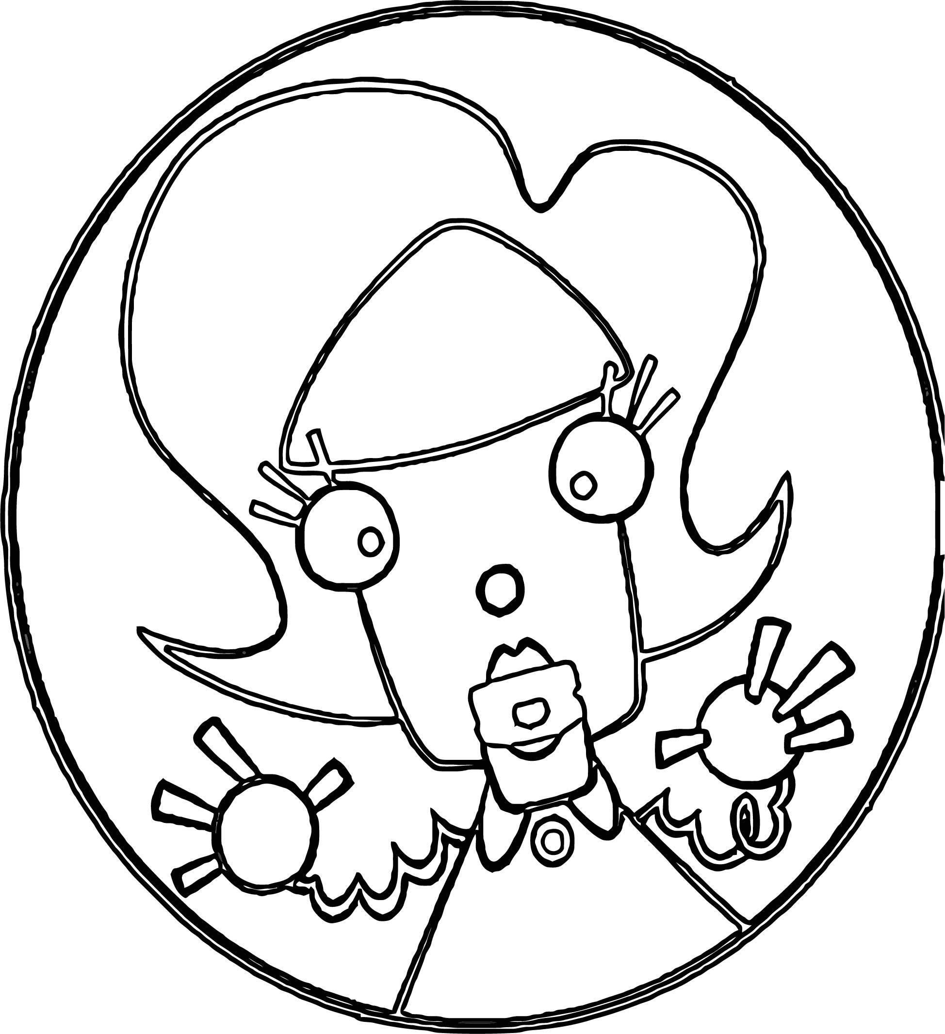 Meet The Robinsons Coloring Page 06