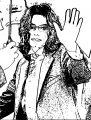 Michael Jackson Coloring Page 02