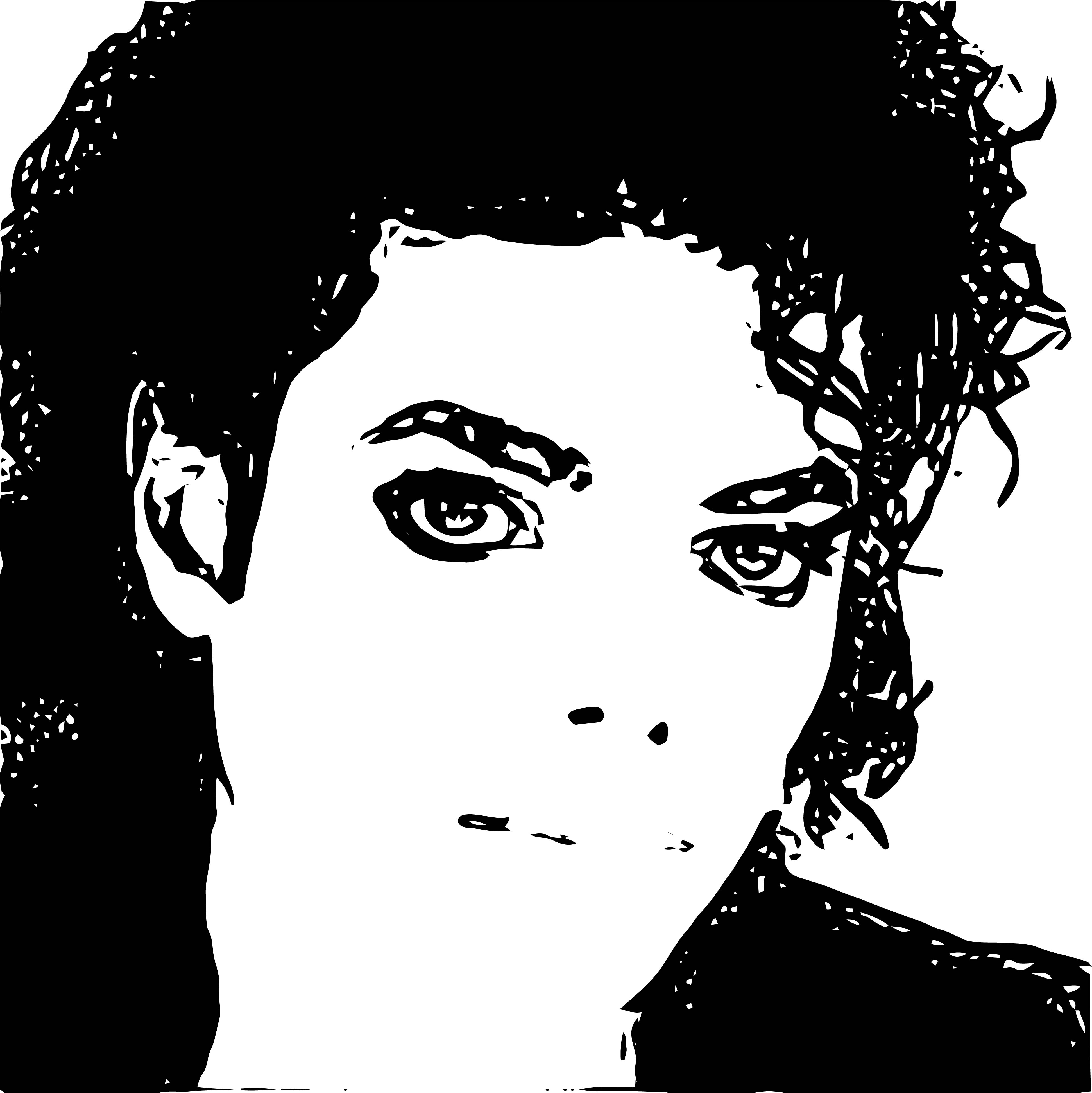Michael Jackson Coloring Page 23