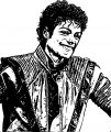 Michael Jackson Coloring Page 42
