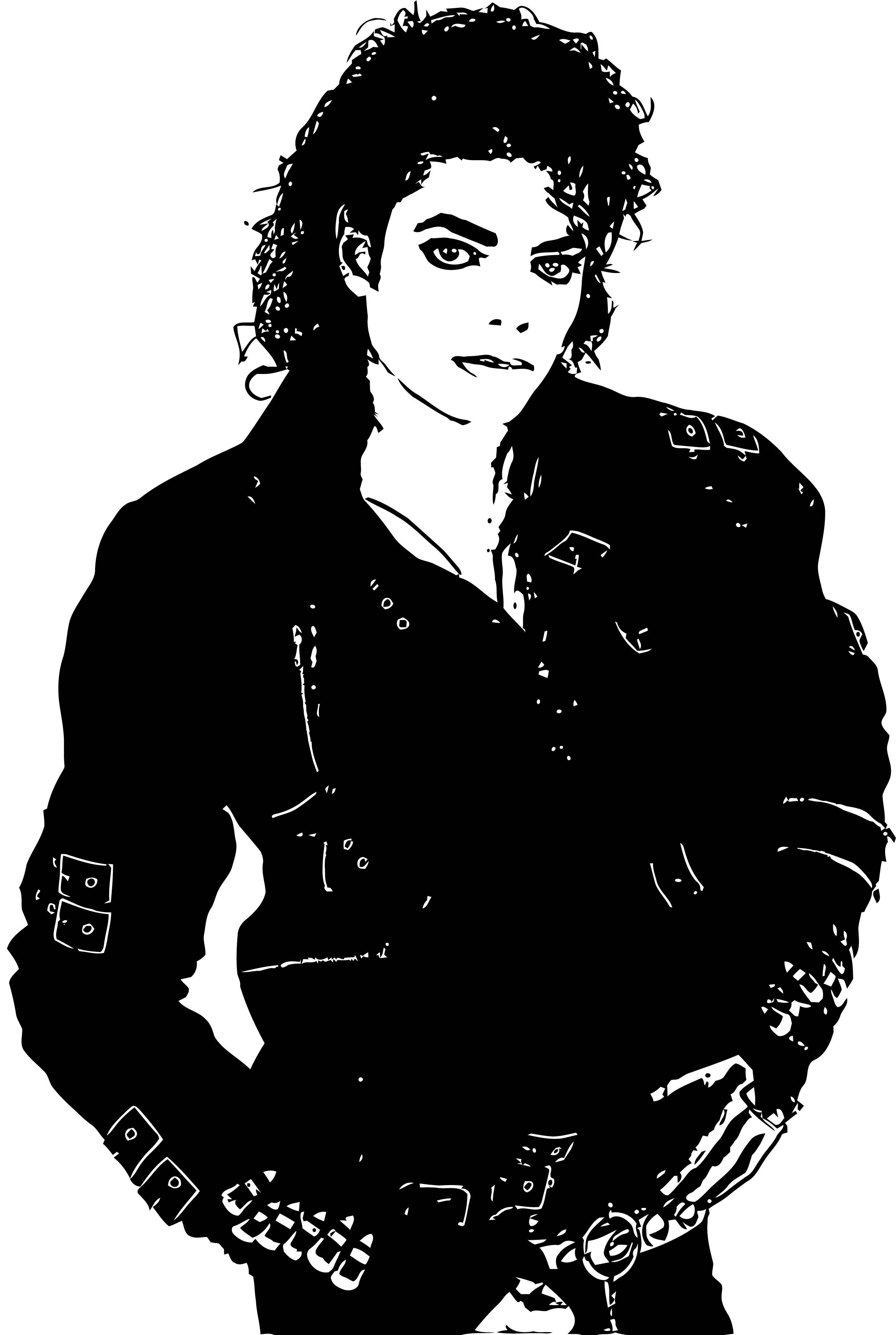 Michael Jackson Coloring Page 66