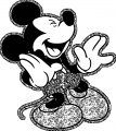 Mickey Mouse Cartoon Coloring Page Wecoloringpage 091