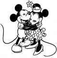 Mickey Mouse Cartoon Coloring Page Wecoloringpage 121