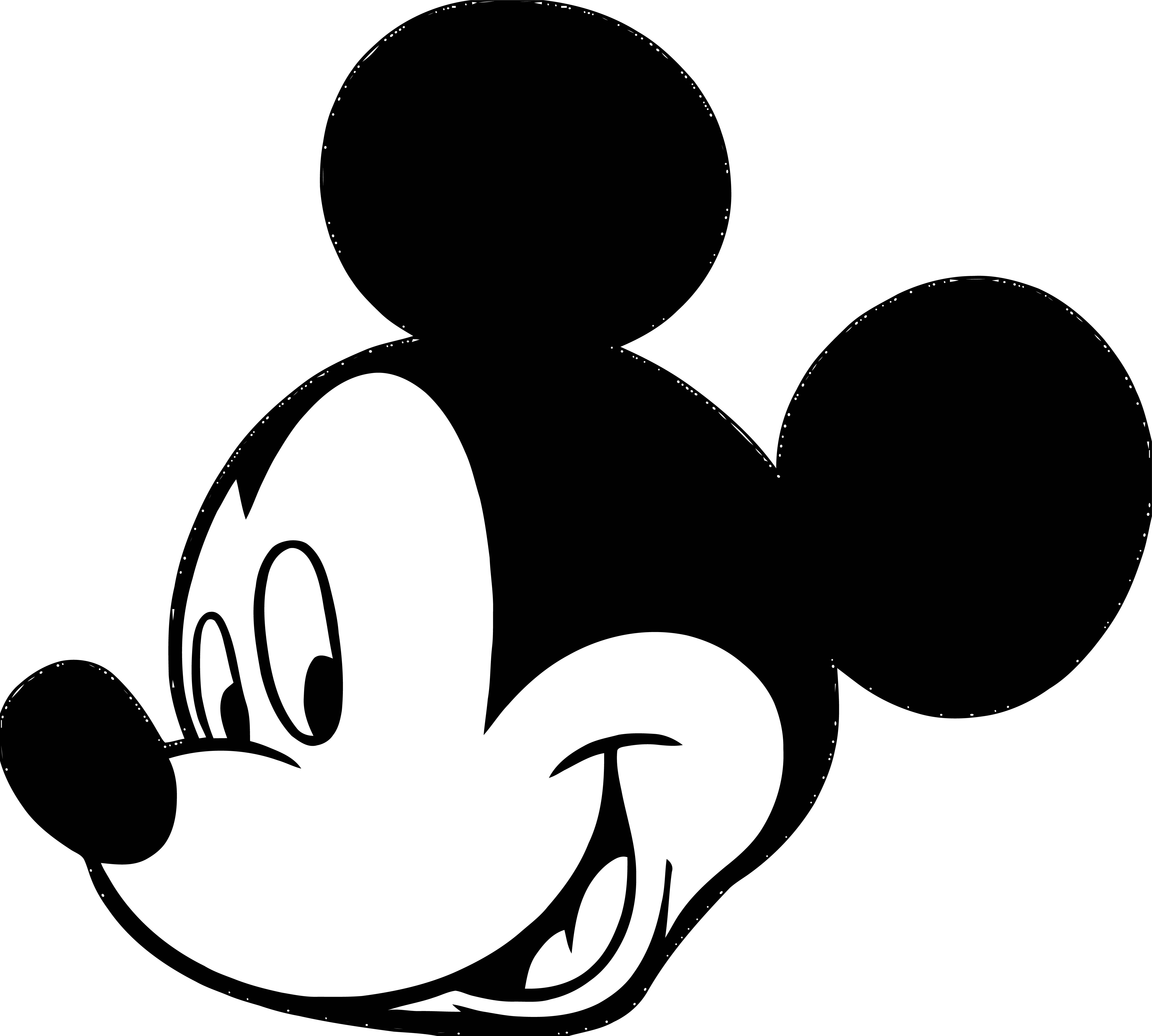 Mickey Mouse Cartoon Coloring Page Wecoloringpage 136